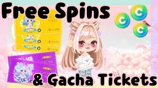 LINE Play - VIP Free Spins and Royal Ticket Spins (5 Tickets)
