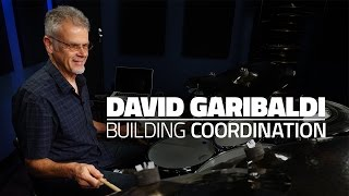 David Garibaldi: Building Coordination - Drum Lesson (Drumeo)