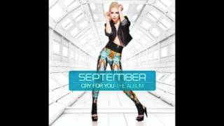 september - cry for you (radio edit)