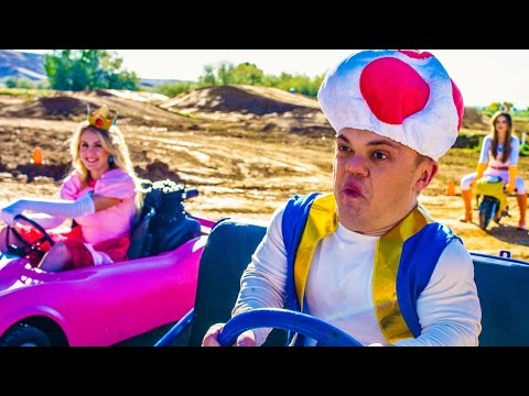 Xxx Mp4 Mario Kart 8 Deluxe Love Song In Real Life 3gp Sex