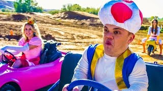 Mario Kart Love Song meets Real Life!