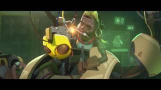 Overwatch Orisa Trailer New Hero Animated Short Teaser