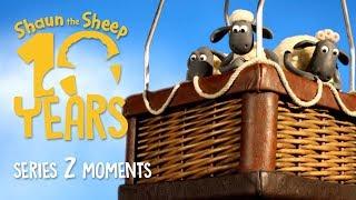 Shaun the Sheep 10th Anniversary - Series 2 Moments