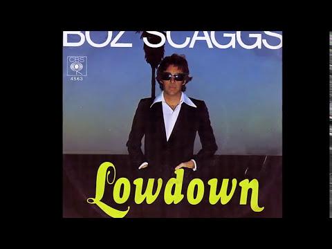Boz Scaggs Lowdown 1976 Disco Purrfection Version