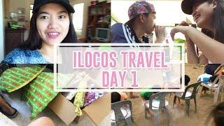 Ilocos Travel Day 1 | Tagalog Vlog 58 | JoyOfMia