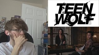 Teen Wolf Season 3 Episode 8 - 'Visionary' Reaction PART 1