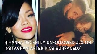 Rihanna REACTS to Jlo and Drake KISSING CAUGHT Snuggling Up.... are you TEAM DRALO? 😱😱😱
