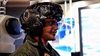 F-35 Lightning II Helmet Mounted Display System & Simulator
