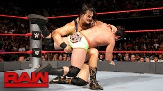 Bo Dallas vs. Brandon Scott: Raw, Sept. 12, 2016