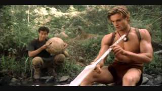 The Beastmaster-Tv Series Tao with his Gourds