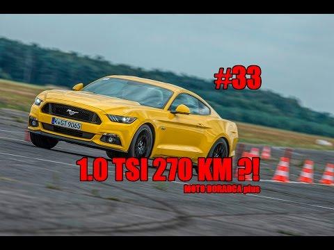 1.0 TSI 270 KM 33 MOTO DORADCA plus