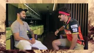 #InsideRCB - The Virat Kohli & AB de Villiers connection