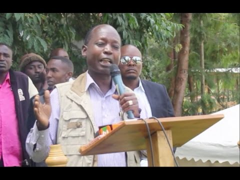 Former MP quits Jubilee party