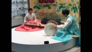 Korean Folk Music