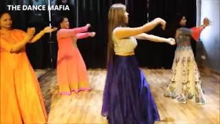 Aaja Nachle | Madhuri Dixit | Bollywood dance easy steps | choreography for wedding ,