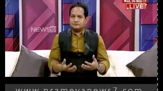 Breakfast Odisha with Award Wining Singer Saurav Nayak (Bishnu)