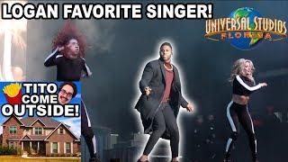 """Jason Derulo Dances to """"Tito Come Outside!"""""""