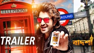 Badshah The Don | Official Trailer | Jeet | Nusrat Faria | Badsha The Don Bengali Movie 2016