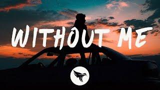 Halsey - Without Me (Lyrics) Illenium Remix