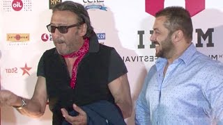 All FUNNY Interviews Of Jackie Shroff At Events