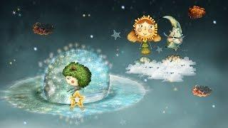 """Pasaka """"Saulė ir Mėnulis"""" –  Lietuviška animacija vaikams (Full HD)"""