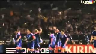 هدف اليابان امام العراق الهدف الثاني