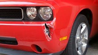 Bumper Repair Las Vegas Repair vs replace