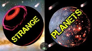 10 Crazy Planets In Space