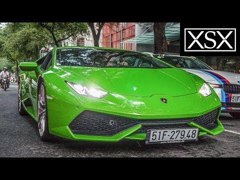 Xxx Mp4 Phan Thanh Drives Lamborghini Huracan Around Saigon XSX 3gp Sex