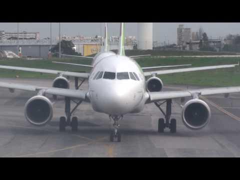 Descolagem de Lisboa TAP Portugal Airbus A330 200 destino Aeroporto da Madeira Funchal