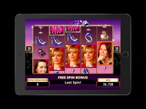 Xxx Mp4 SEX IN THE CITY Video Slot Game With A DIAMOND FREE SPIN BONUS 3gp Sex