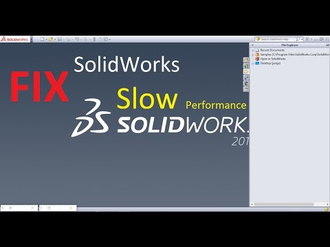 Xxx Mp4 Fixing SolidWorks Slower Performance And Edge Highlighting Problem In Solidworks 3gp Sex