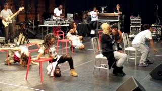 TLC REDLIGHT SPECIAL *Rehearsal for over seas tour*