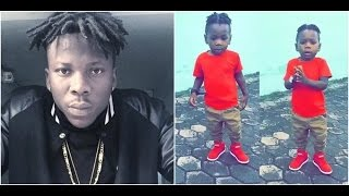 GHANAIANS React To SHATTA WALE'S Son Ressembling STONEBWOY