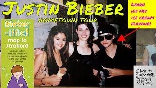 Justin Bieber hometown tour
