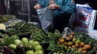 Bangladeshi vegetables in dhaka at beribadh,mirpur