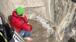 Dawn Wall: Adam Ondra climber