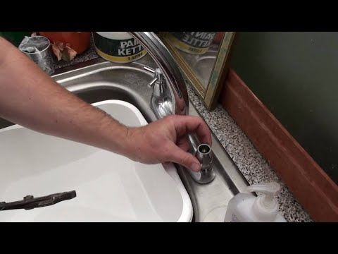 How to reseat a dripping tap - Plumbing Tips