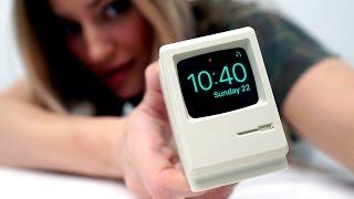 Vintage Mac - Apple Watch Stand!