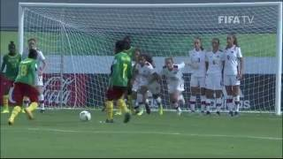 Match 4: Cameroon v Canada - FIFA U-17 Women