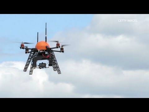 CNN Explains Drones