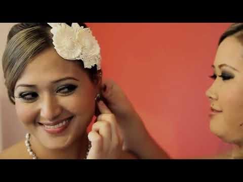 Lao wedding Phim & Jarina (Lao TV Media Ohio Malimar TV )