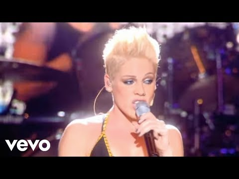 Xxx Mp4 P Nk Get The Party Started From Live From Wembley Arena London England Ft Redman 3gp Sex
