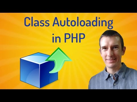 Class autoloading in PHP: load classes automatically without having to require them