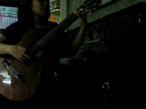Twilight  Bella's Lullaby  Guitar (w TABS!!!)