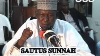Sheikh Kabiru Haruna Gombe (Tafsir 2012 Suratul Nur 4)