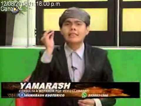 YAMARASH TELEVISA DEL GOLFO PASARELA