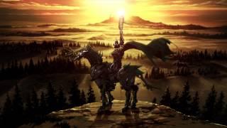 アニメ「牙狼〈GARO〉-炎の刻印-」特報映像