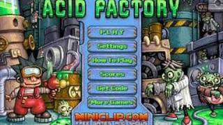 Game Music - Acid Factory ~ By Emi