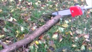 Trueshopping 43cc Multi-tool - Chain saw attachment